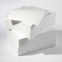 Premium Heavyweight Oil Absorbent Pad | 100 Boxed