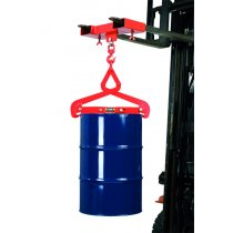 Vertical Lift Drum Clamps