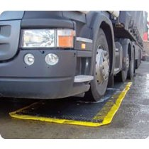 Disinfectant Twin Tractor Mats