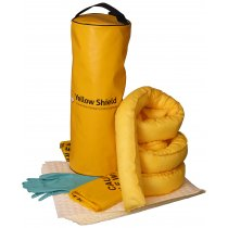 Tube Chemical Spill Kit