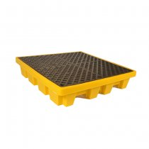 Ultra 4 Drum Spill Pallet - Stackable