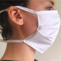 Washable Face Covering Side