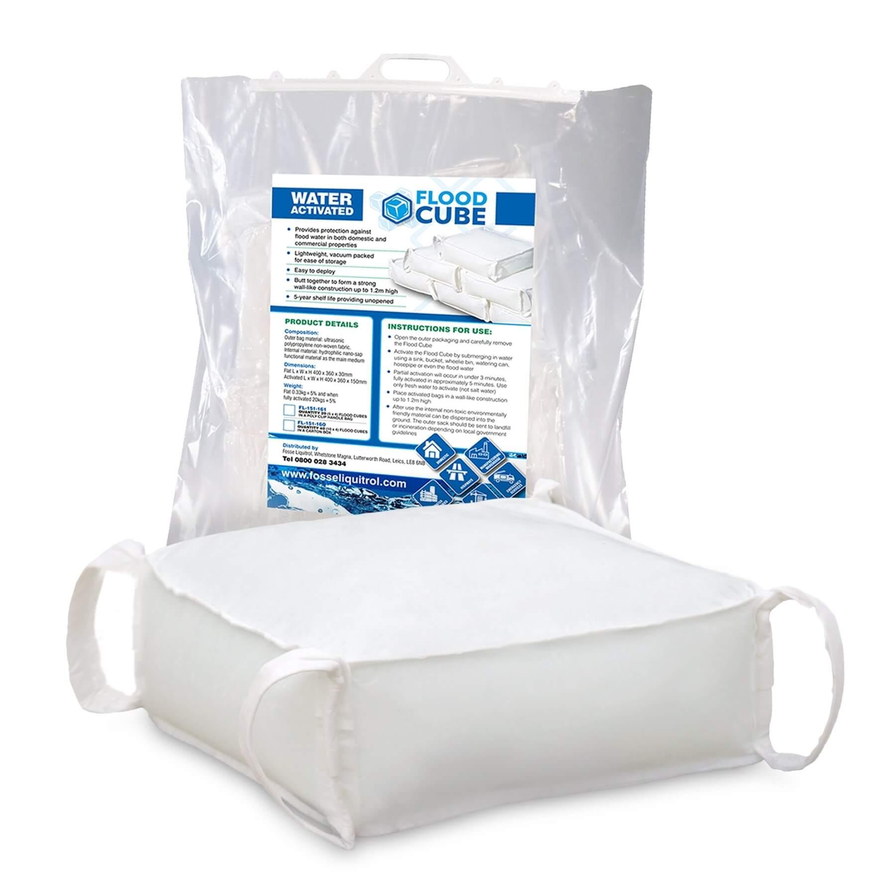 Flood Cube Bag 20