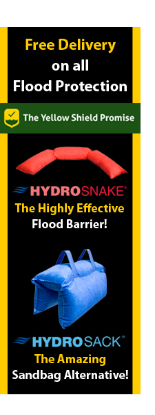 Flood Protection from Yellow Shield!