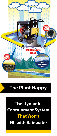 The Plant Nappy from Yellow Shield