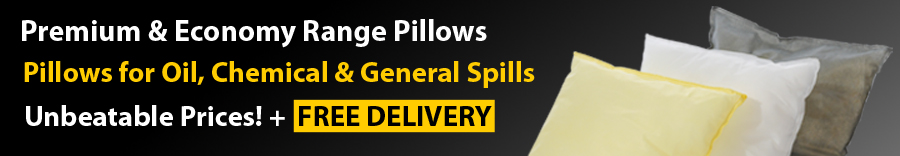 Absorbent pillows & cushions from Yellowshield