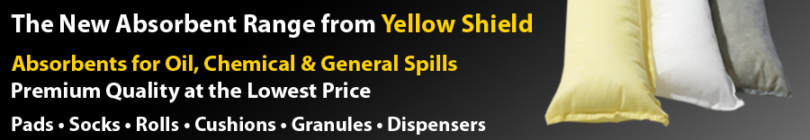 The new absorbent range yellow shield