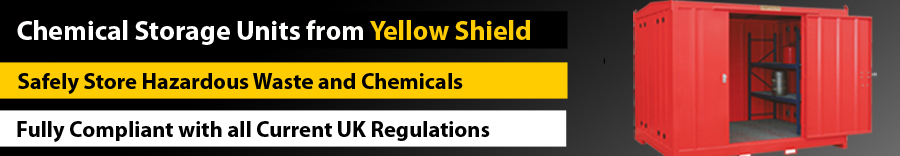 Chemical Storage from Yellow Shield