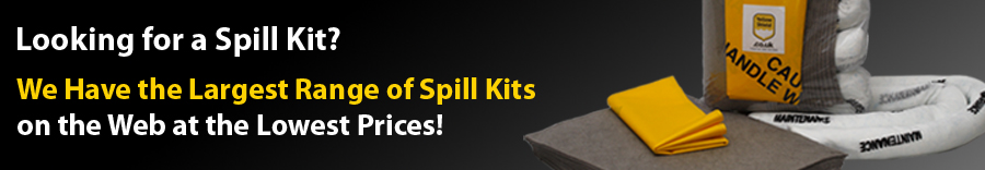 Spill Kits from Yellow Shield