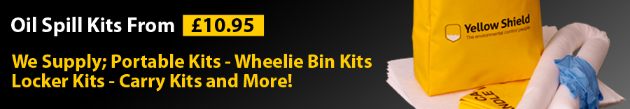 Oil Spill Kits from Yellow Shield