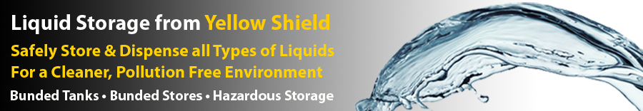Liquid Storage from Yellow Shield