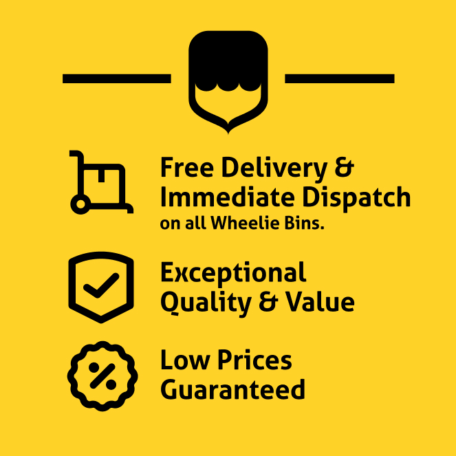 Wheelie Bins Low Prices Guaranteed